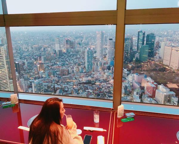 #日本 #東京 #敘敘苑 #53F #OperaCity  心目中無人能敵的第一名燒肉敘敘苑🥇 在