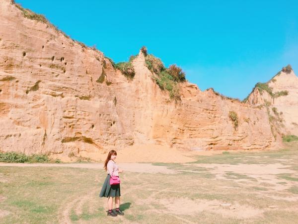 #林口 #水牛坑 #吃沙 一個靠近海邊 站在原地就可以變成瘋婆子 然後講一句話可以滿嘴沙的地方 另一