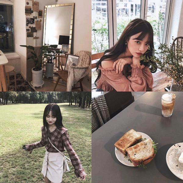韓妞愛用色調之一 教程到Instagram搜尋 KK_vsco