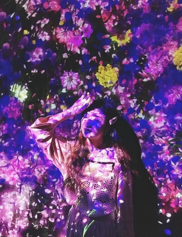 📍 MORI Building DIGITAL ART MUSEUM: EPSON teamLab