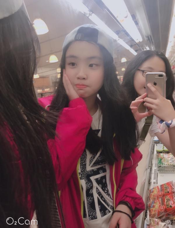超市即拍📷 與姊妹~~^_^