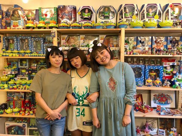 有人想知道在哪裡嗎!!!! 喜歡迪士尼有收藏的玩具人們💕站出來👋🏻👋🏻