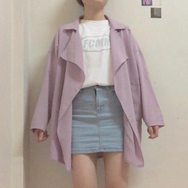 I Purple u 💜💜💜  Top / Fcmm Outer / Sisters Wend