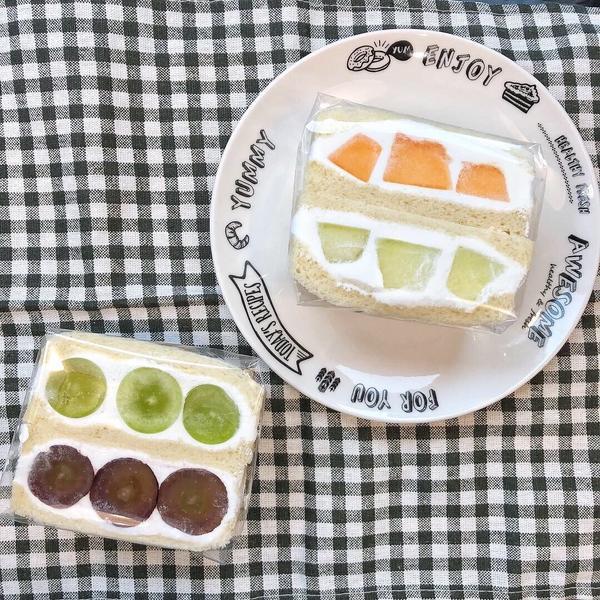 📍ᴶ ᶠᴿᵁᴵᵀ ᴹᴬᴿᵀ  由兩位日本🇯🇵夫婦經營的水果店 都是日本進口的 想吃日本水果也可