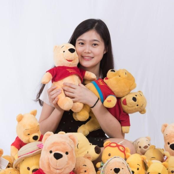 Pooh ʕ•ᴥ•ʔ Tsan