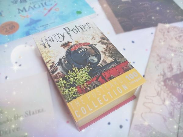 魔法世界▪哈利波特🧙🏻♂️🦉明信片組合 100張不重複的魔法回憶 #哈利波特 #哈利波特電影