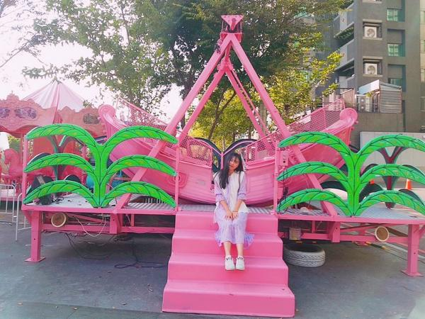 #台中 #勤美 #粉紅樂園 少女來台中絕對不要錯過 台中現在網美打卡點 粉紅樂園 讓你拍到手軟 連牌