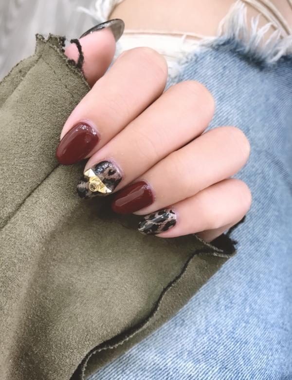秋冬豹紋個性新款🐆🐆