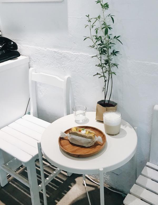 [Ça va小日和。]伯爵奶茶水果夾心戚風蛋糕