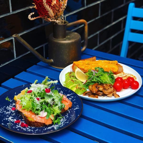 台北港墘站-The Antipodean/澳式早午餐🥑🦘終於找到在台北很正統的早午餐了!只可惜有