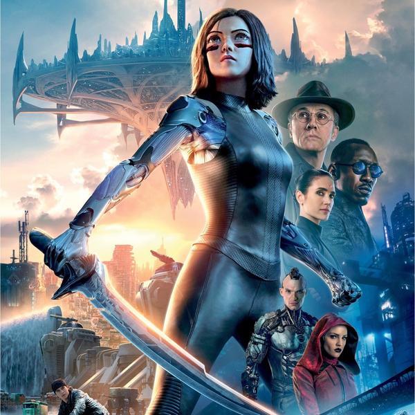 《艾莉塔:戰鬥天使》無望的城鎮是否該為遠夢茹苦打拼,殘酷的社會是否該對邪惡袖手旁觀 #艾莉塔戰鬥天使