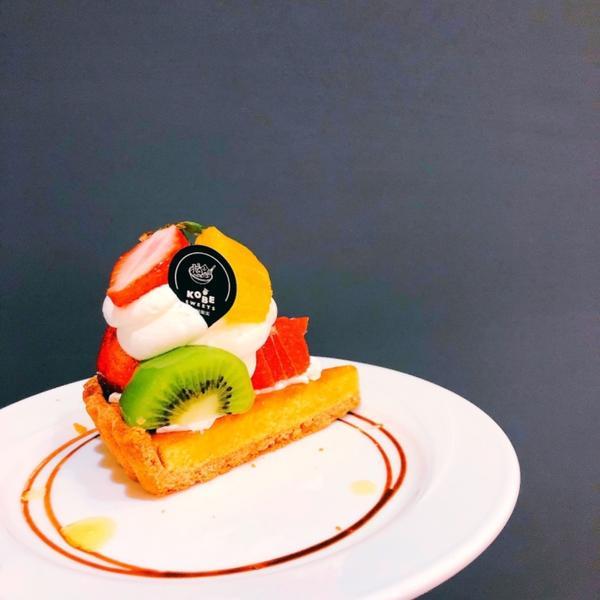 台北南山微風- Kobe sweet / 滿滿的水果🍰聽了好多朋友的推薦 終於來了~ 果然不負期望