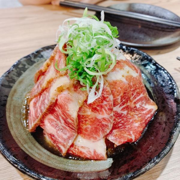 日式料理店的生牛肉片🥩在板橋的小店