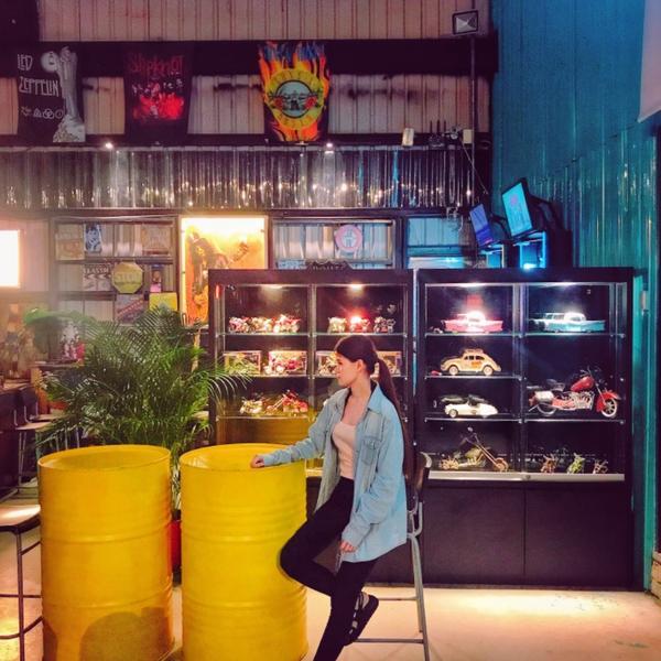格林威咖啡-嘉義Green Wave Café 格林威咖啡 (綠色浪潮)  美食ㄨ晚餐ㄨ飲品ㄨ炸物拼