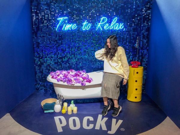 玩美攝影棚 x Pocky❤️🧡💛💚💙 玩美攝影棚 X Pocky Deco Art 台北站