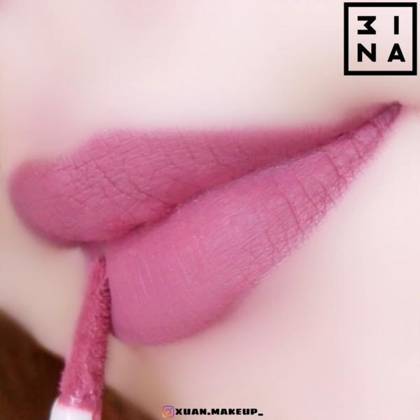 💄3INA The Longwear Lipstick 超印色染唇釉|502上禮拜才發503 50