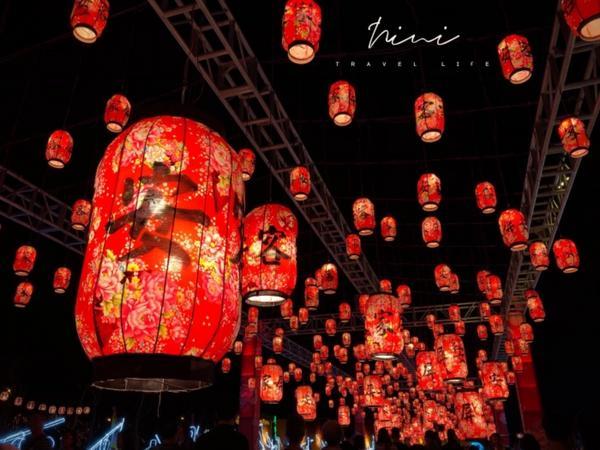 2019台灣燈會在屏東3/3最後一天 3/2跑去看、看來照片來不及整理了 #2019台灣燈會在屏東
