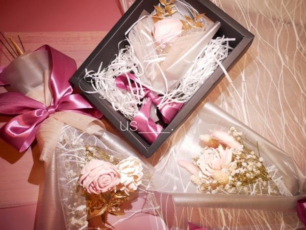 乾燥花束💐母親節花禮. 母親節將近 挑一束典雅高貴的花束送給媽媽吧! - #us_乾燥花 - #乾