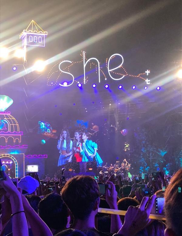 S.H.E 一定要點,而且要跟姐妹分part🤣