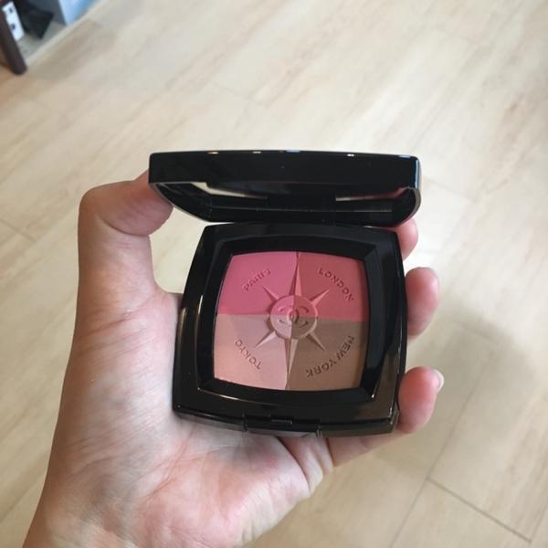 美妝-Chanel 限量Voyage 腮紅很有設計感的腮紅 絕對有收藏價值💯