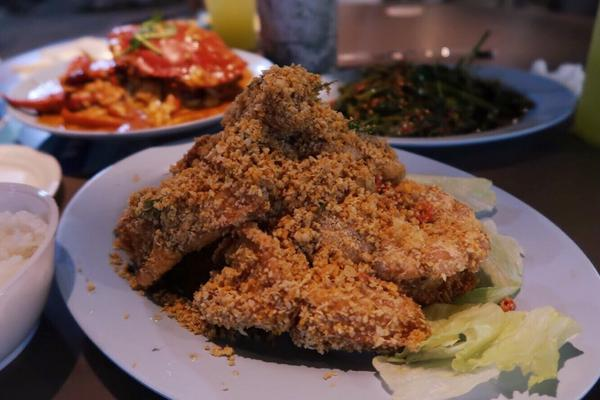 新加坡🇸🇬East coast美味海鮮新加坡East Coast lagoon food vil
