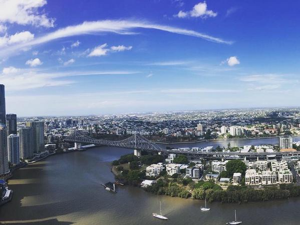 My travel Australia Brisbane  🇦🇺