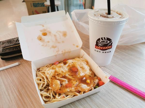 台灣的最後一餐在台灣的最後一餐,要飛去宿霧兩個禮拜了!把不愉快的,你傷害我的,狠狠的丟掉😁只留下美
