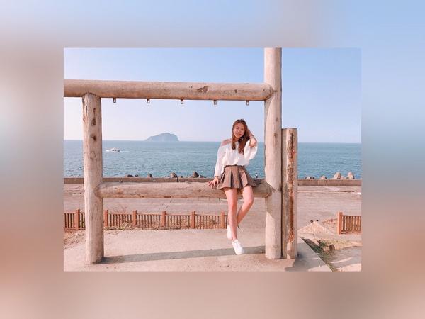 海邊#少女風