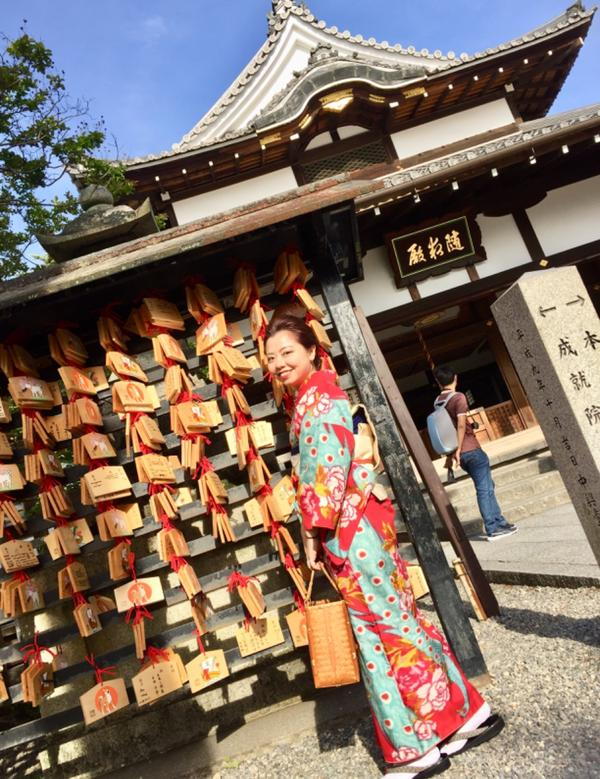 ♥️👘♥️Awesome Kimono experience🙆🏻♀️