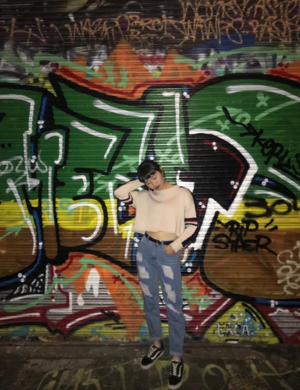 墨爾本塗鴉牆