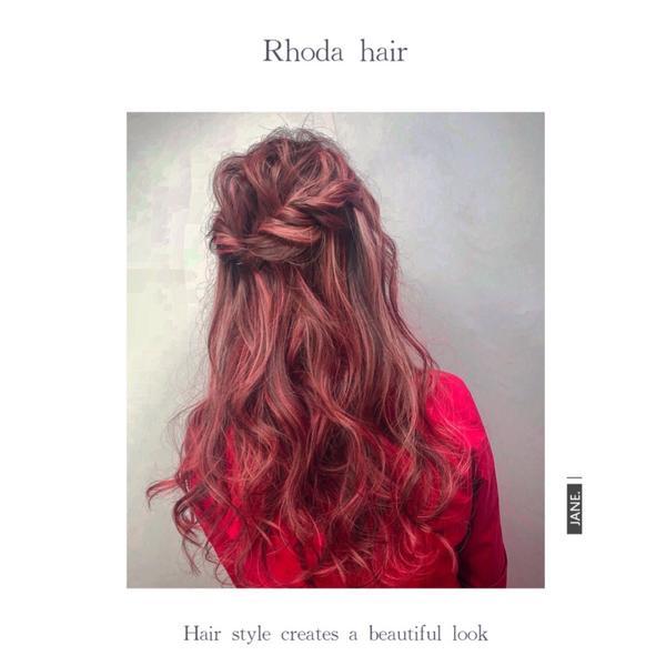 🎀手刷染🎀 Rhoda hair 板橋🔹徵髮型模特🔹 🔹有興趣請私訊🔹 🔹只需付工本費
