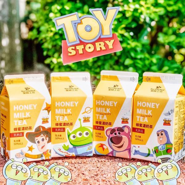 玩具總動員-蜂蜜奶茶❤️❤️❤️ - 6/20玩具總動員4電影就要上映了🎬 最近好多玩具總動員的商