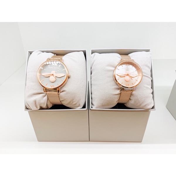 Olivia Burton好美的錶唷 不塊是英國的品牌 有濃厚的英倫風情❤️