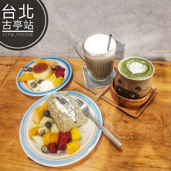 古亭站-NUKI COFFEE【📍NUKI COFFEE】 沒想到古亭站也那麼多可愛的咖啡廳!!!