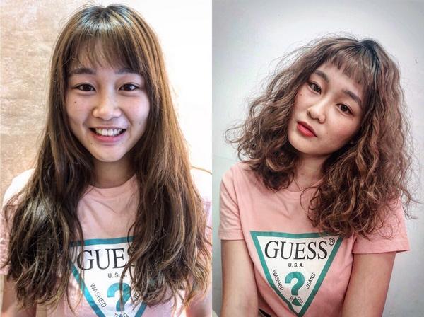 徵髮模(無需付費用)💓板橋Rhoda hair 最近愛上燙波波燙😍 髮型能給一個人自信與美 也能