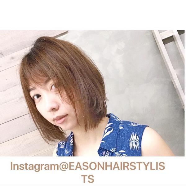 不敗短髮🖤#短髮🖤 「夏天必剪款」長髮拜拜👋 #Ens刷存在感  髮型請📲@newkirei