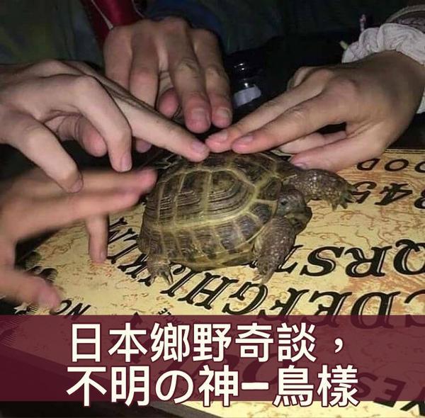 [鬼經驗] 日本鄉野奇談,不明の神——鳥樣 大家好久不見 小閻王回來ㄌ  前幾天電腦壞掉所以幾天沒發
