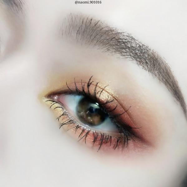 【日落眼妝】 眼影盤是#colourpop #yesplease  畫法我都打在照片啦~ 覺得畫完眼