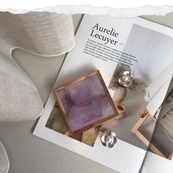 venus marble 眼影盤 #浪漫主義venusmarble 眼影盤 #浪漫主義 - 想必大家