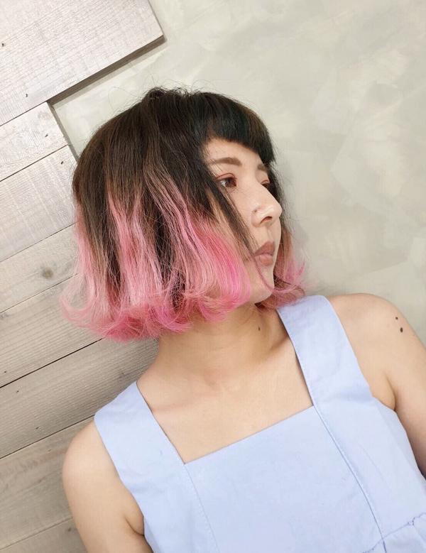 神奇的補色洗髮精恢復顏色的寶物【#我是伊森Eason簡文】 「有色洗髮就是可以補色髮尾➡️」 染➡️