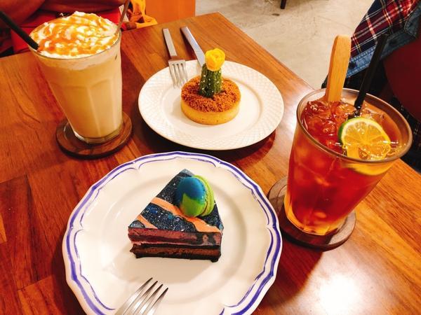 桃園美食/ 風雨珈琲 桃園三家店湊齊👍 有輕食早午餐的Wooly Cafe 、有米食的友美子珈琲、