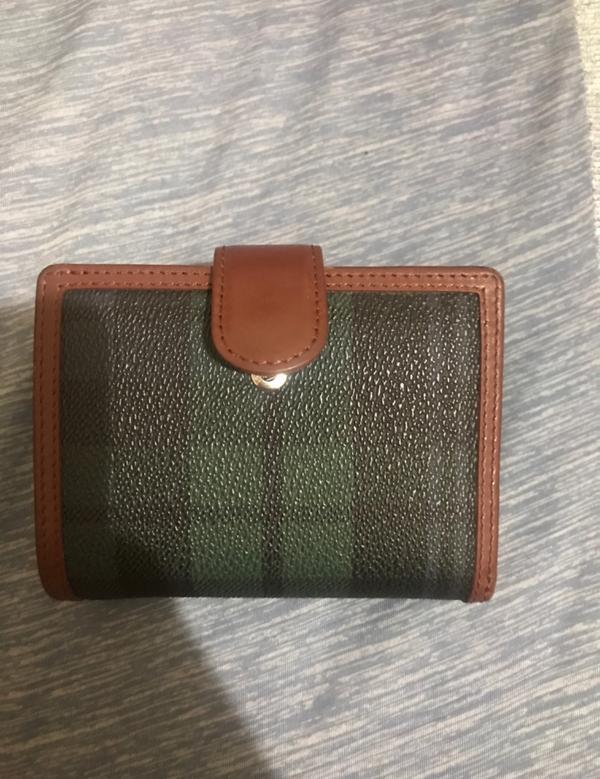 這是我自己的錢包❤️真的超愛Polo的錢包~