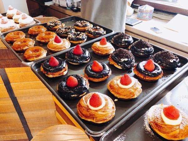 台中美食/ 艸水木堂 審計新村不管平日還假日都是滿滿的人,除了逛逛一些文創小店,最喜歡的就是來吃甜點