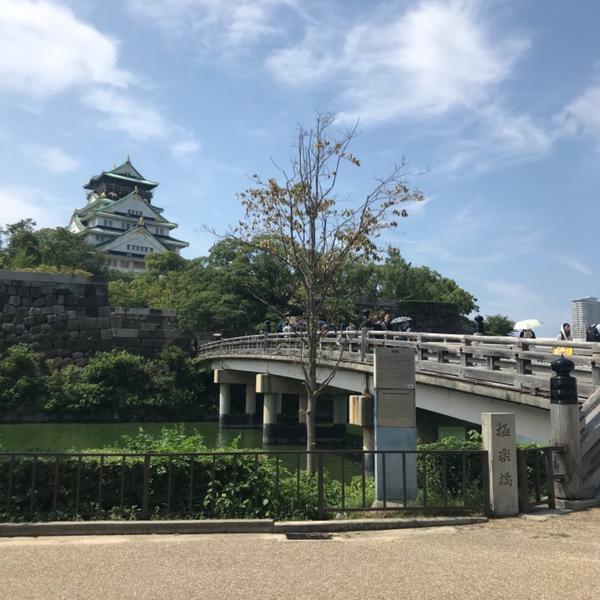 🇯🇵大阪|玩 隱藏都市中的古蹟-大阪城逛歷史古蹟變成每次旅遊必有的行程😹 大阪城真的很美❤️
