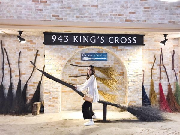 943 King's Cross Harry Potter Cafe📍#943kingscross