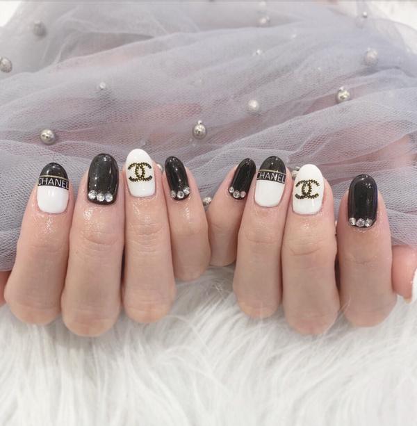 CHANEL💅🏻2019/9 #CHANEL #Manicure