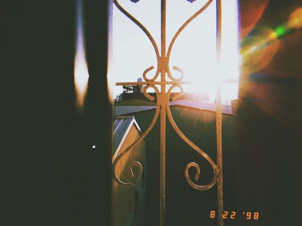 攝影日常你是我的太陽 我是你的燈光