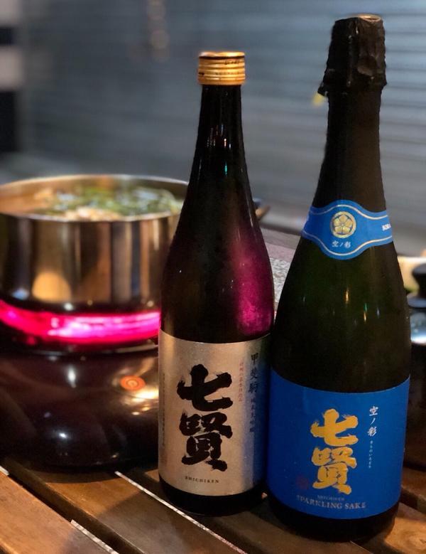 清酒🇯🇵七賢清酒/清酒氣泡酒