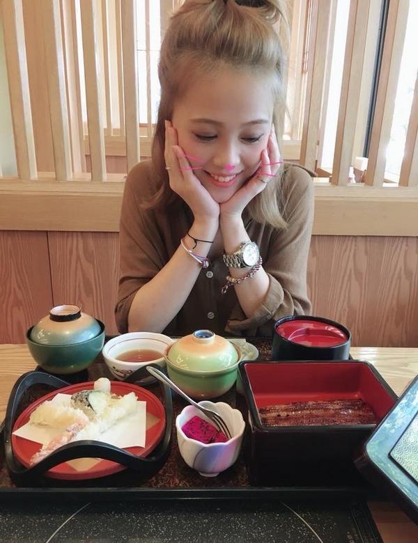 Okinawa #okinawa   喜歡吃鰻魚飯的人看這邊喲👀👀 每次經過這間餐廳都不敢踏進去