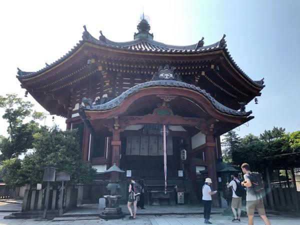 奈良一日遊🦌⛩️去日本這麼多次,最喜歡也最推薦的還是奈良小旅行🧳 在這裡讓人感覺非常放鬆,有種「